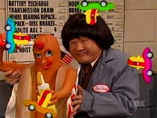 Mad Tv Bobby Lee Hot Dog